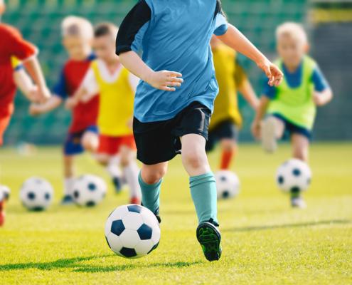 Online Football Training Kantenwein